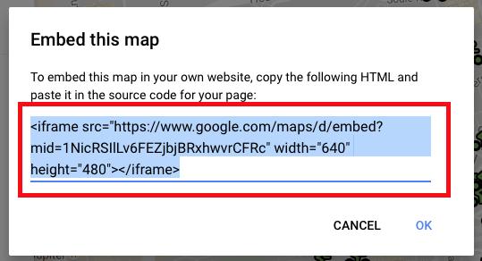 Google and bConnected Widgets | Open Berkeley