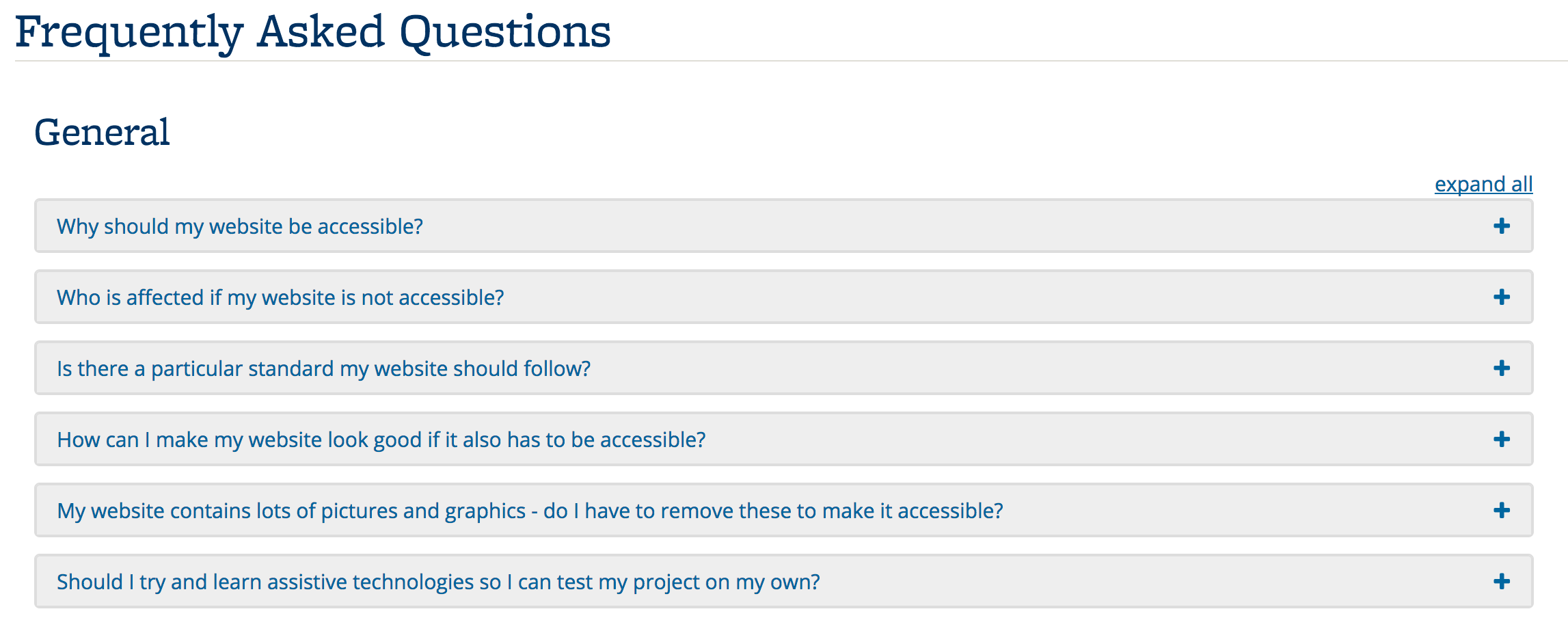 how to add an faq to squarespace site